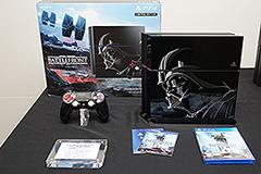 PS4星戰限量同捆組實機與眾多新作  一次在臺亮相