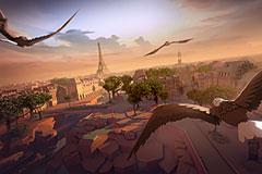 置身翱翔快感 Ubisoft VR平台新作《Eagle Flight》