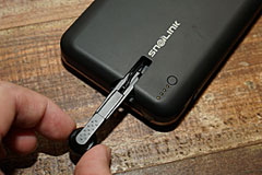內建耳機的電池背蓋 Snailink iDevice周邊登臺