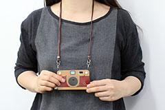 僅厚0.6公分且功能完整 日本廠商推出紙製卡片相機