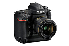 Nikon全新專業全片幅單眼相機 D5正式發表