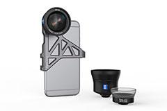 共有三款 Zeiss推出iPhone專用外接鏡頭