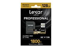 Lexar高速microSD記憶卡 1,988元起上市