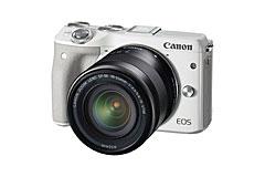 EOS M3調降2,000元 Canon新春優惠出爐