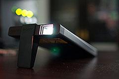 便利性滿載 Sony行動微型投影機MP-CL1體驗
