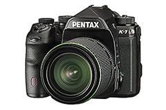 旗下首款全片幅DSLR 「Pentax K-1」發表