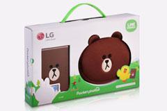 LG Pocket photo 3.0 LINE FRIENDS熊大限定版