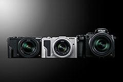 搭載1吋感光元件 Nikon DL系列高階隨身機發表
