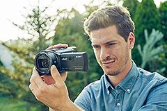 Sony全新高階4K攝影機  AXP55與AX40上市
