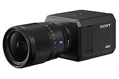 支援超低照度拍攝 Sony全新4K監控攝影機