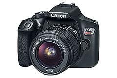 Canon千位數入門機 EOS 1300D亮相