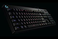 羅技機械鍵盤 G810 Orion Spectrum RGB三月底上市