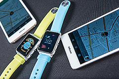 InFocus也推智慧穿戴裝置 W201小衛星兒童智慧錶亮相