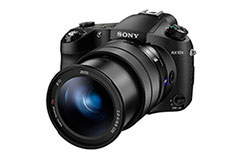 最快5月上市 Sony RX10 III與雙FE新鏡同步亮相