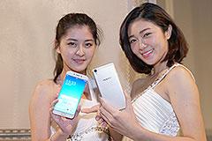 單機售價14,990元 Oppo R9登臺發表