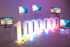 Samsung宣布曲面顯示器全球市佔突破85%