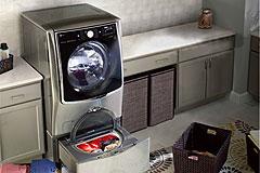 LG發表全新LG TWIN Wash雙能洗洗衣機