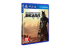 5月上市《Shadow of the Beast》推PS4重製版