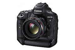單機身18.9萬元Canon全幅機皇1DX Mark II預購展開