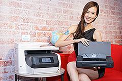 陣容龐大 HP在臺發表全新商用系列印表機
