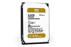 再添新色標 WD Gold企業級硬碟登場
