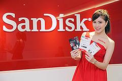 專為行動裝置設計 SanDisk系列儲存新品登臺