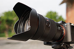 首支E接環f/2.8變焦鏡 Sony SEL2470GM開箱體驗