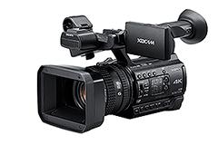 首度搭載堆疊式感光元件 Sony全新專業4K攝影機上市