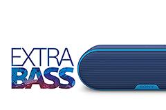 強烈重低音體驗 Sony藍牙喇叭新品上市