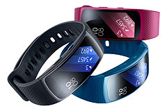 售價6,990元 Samsung Gear Fit2 GPS上市