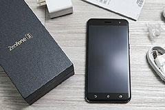 金屬邊框與雙鏡面機身 ZenFone 3開箱體驗