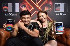 具備3CA與耐久電量,LG X Series系列手機上市