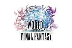PS4、PS Vita《WORLD OF FINAL FANTASY》繁體中文版於10月上市