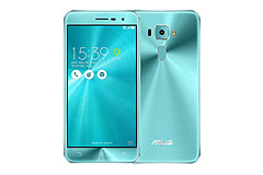 華碩推出ZenFone 3全球限量版「湖水藍」新色
