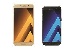 Samsung發表Galaxy A7與A5 2017年新版