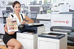 富士全錄Fuji Xerox推出兩款全新雷射印表與複合機種