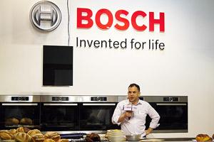 自動化廚房的專家,德國Bosch家電華山實境體驗